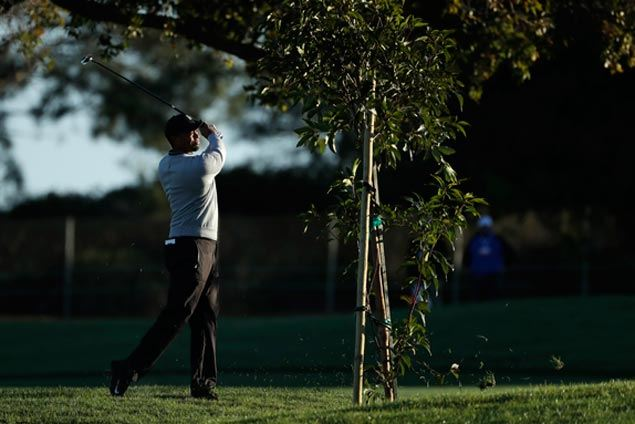 Tiger Woods full of uncertainty as he returns to familiar confines of Torrey Pines