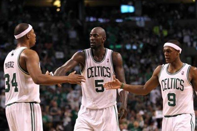 Rajon Rondo cites Garnett, Pierce leadership qualities as he lashes back at Wade, Butler