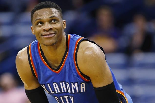 Russell Westbrook and Kevin Durant teammates again as NBA scoring leader picked as All Star reserve