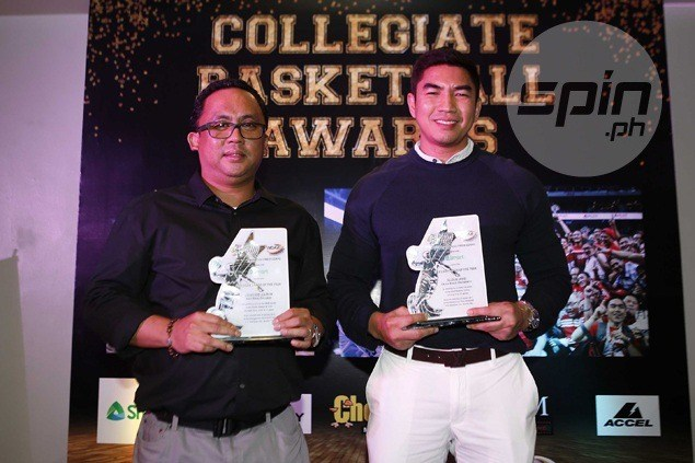 Aldin Ayo looking forward to renewing rivalry with Jamike Jarin, this time in the UAAP