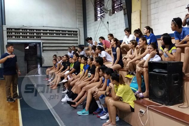 Philippine volleyball teams' showcase event to raise funds for international training