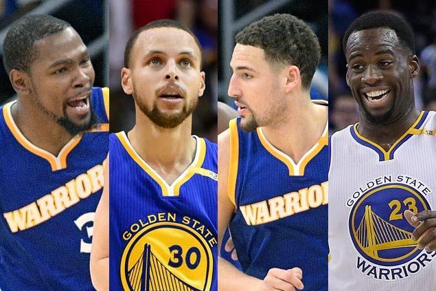 West coach Steve Kerr plans to play all four Warriors together in All-Star game
