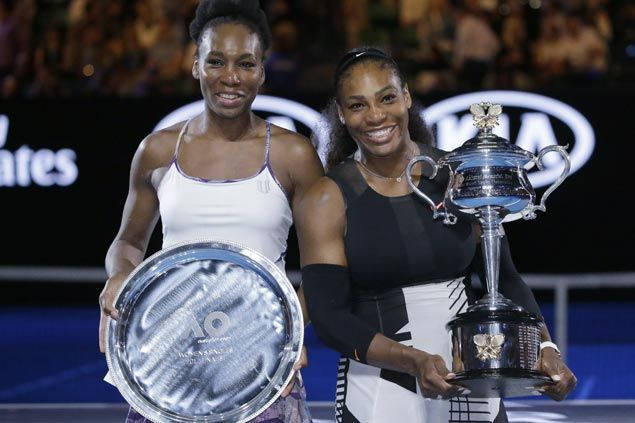 Serena Williams sweeps sister Venus to set record with 23rd Grand Slam title