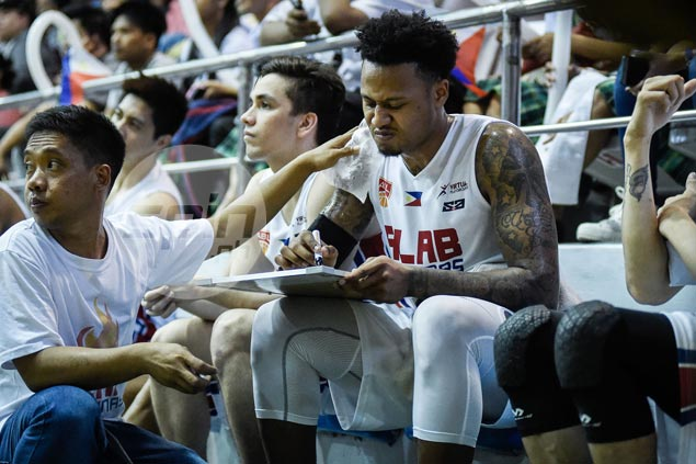 Alab giving 'banged-up' Ray Parks time to recover ahead of crucial clash vs Malaysia Dragons