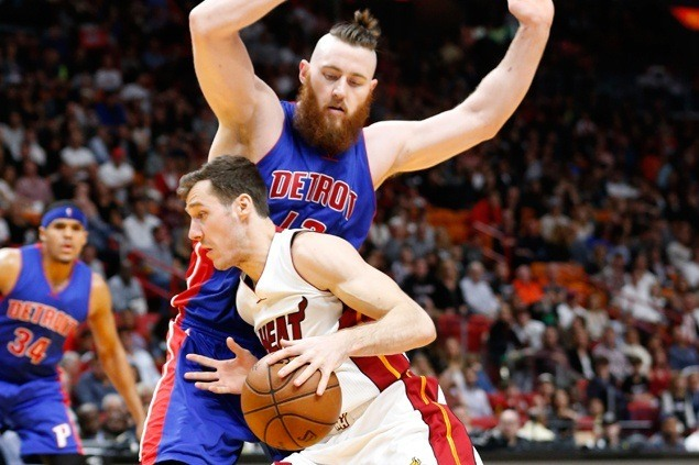 Miami Heat stretch streak to seven with victory over Detroit Pistons