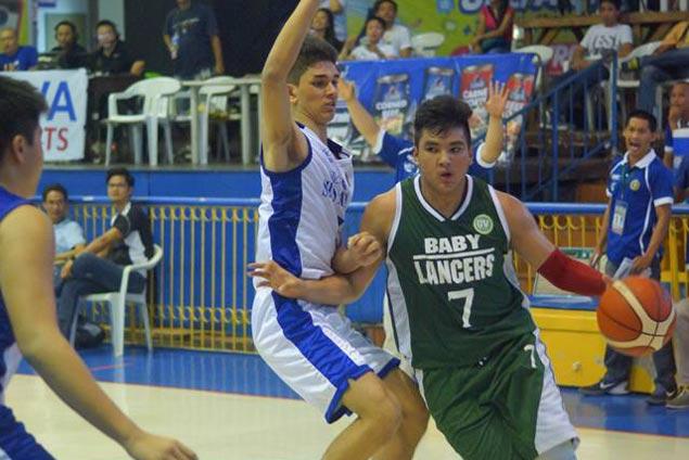 UV Baby Lancers stun Magis Eagles in opener of Cebu NBTC finals behind big comeback