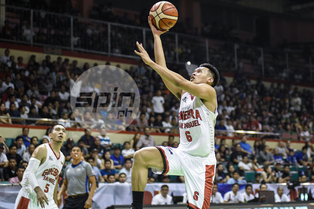 Scottie Thompson on challenge to put up 'Russell Westbrook numbers': 'Mahirap yun, pero wala namang imposible'