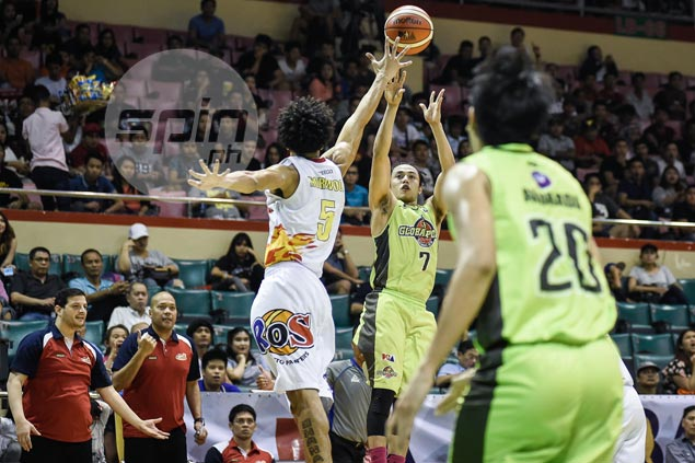 Terrence Romeo sizzles for 44 points as GlobalPort blows past ROS to clinch quarterfinal berth