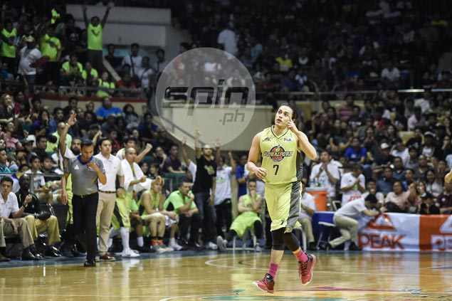 James Yap believes Terrence Romeo can replace him as 'face of the PBA'