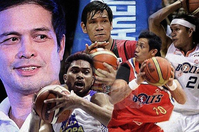 Alvin Patrimonio lists five best post-up players he's seen since his retirement