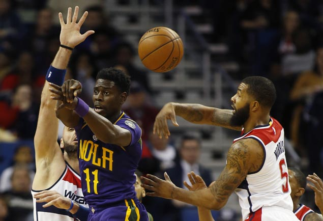 Wizards squander huge early lead but recover to beat Pelicans for fourth straight win