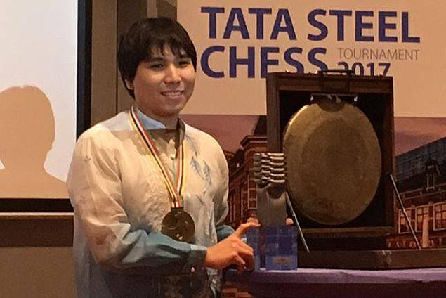 Grandmaster Wesley So tops Tata Steel chessfest in the Netherlands
