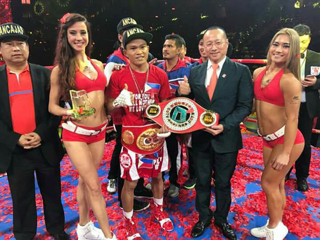Jerwin Ancajas retains IBF title belt with TKO win over Mexican challenger