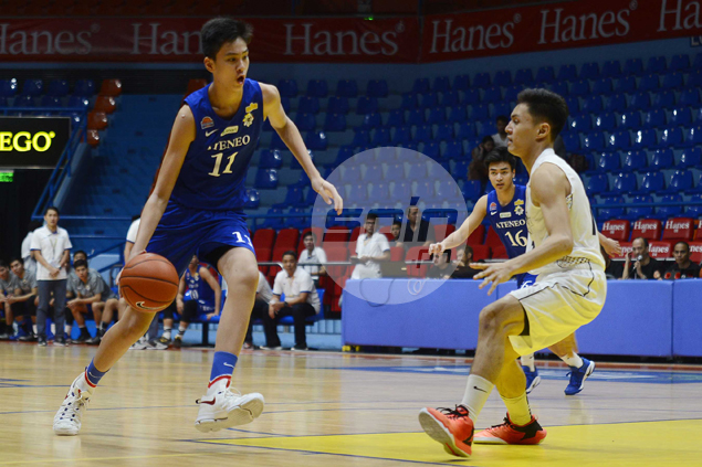 Thanks to sound development program, 6-9 teen Kai Sotto starting to spread his wings