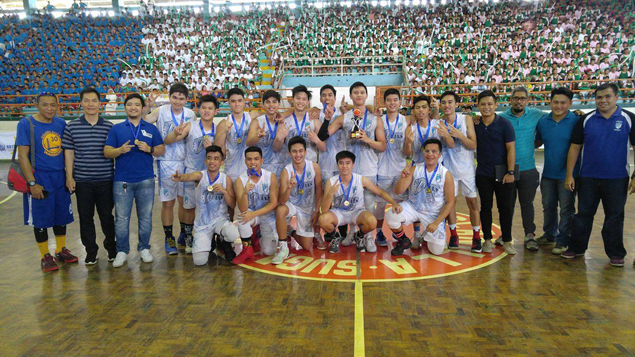 PAREF Springdale turns back St. Louis College to retain Division 2 title in NBTC Cebu leg