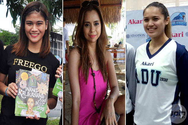 Michele Gumabao, Rizza Diaz, Mela Tunay try out Miss Universe Q&A? See answers