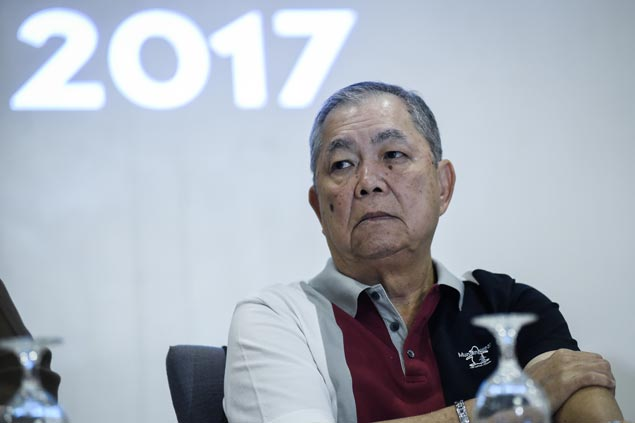 LVPI head Romasanta eyeing 2018 Asian Games stint for soon-to-be-formed national team