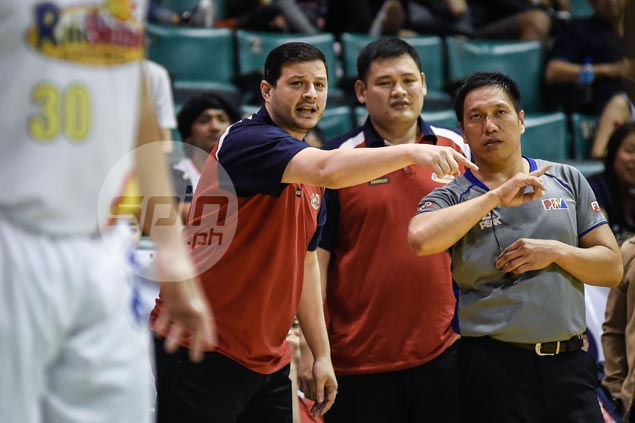 Rain or Shine coach out to set 'selfish' players straight without resorting to cursing