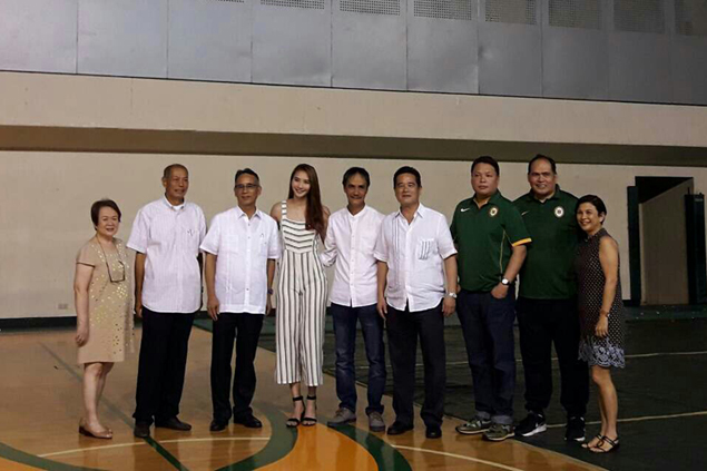 Rachel Anne Daquis looks back on tough journey in FEU jersey retirement ceremony