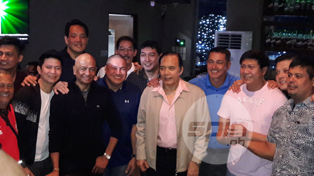 Ginebra kinship 'never dies' as Jaworski-era team celebrates 20 years of friendship