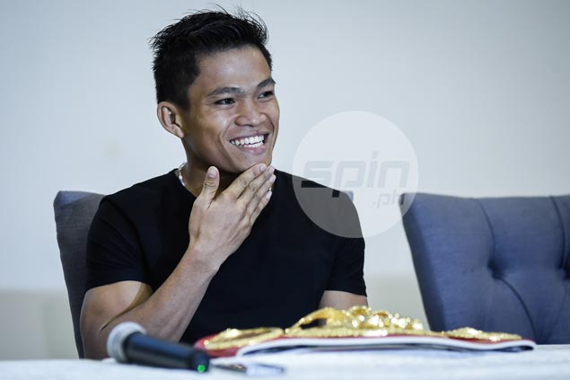 World champ Jerwin Ancajas dreams of shot at 'pound-for-pound king' Chocolatito Gonzales