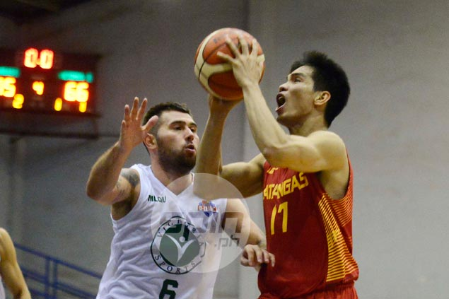 Sedurifa leads Batangas to maiden D-League win at expense of Victoria Sports