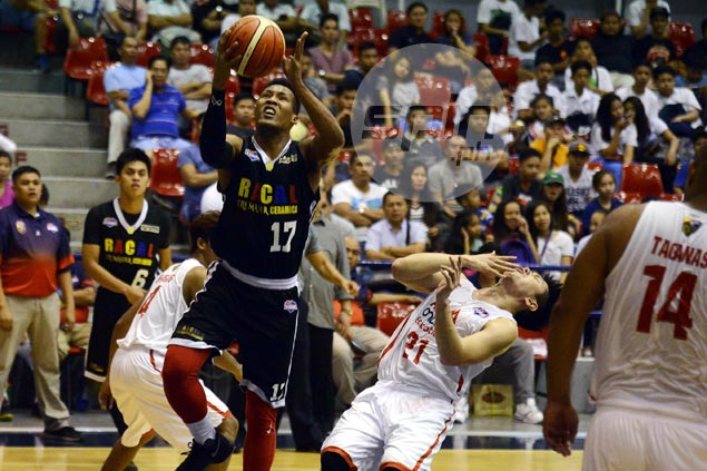 Racal rallies past AMA to hand Jeron Teng-led Titans' first loss and gain share of D-League lead