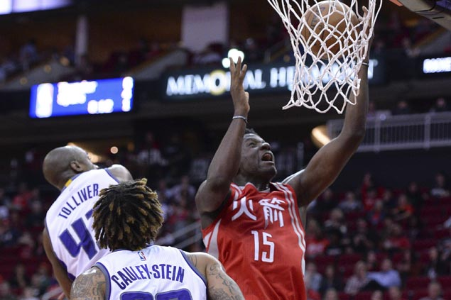 Rockets back on track with easy victory over Kings on quiet night for James Harden