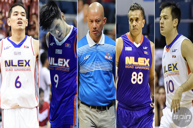 What went wrong with last-place NLEX in Yeng Guiao debut? Numbers tell the story