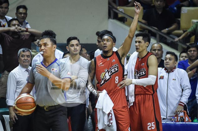 Calvin Abueva admits frustration over referees' calls got the better of him
