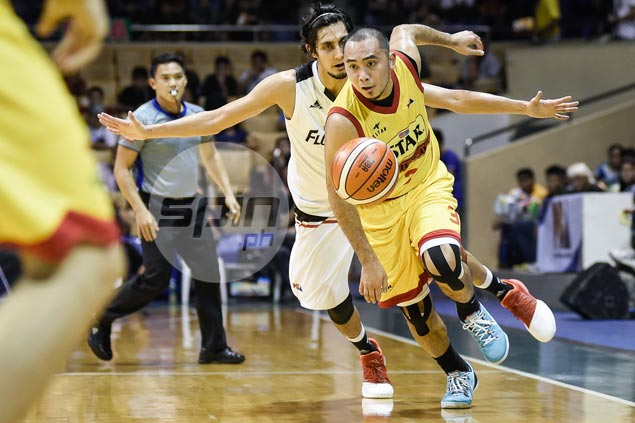 Allein Maliksi, Star sustain fiery form, rip Mahindra to move on verge of twice-to-beat edge