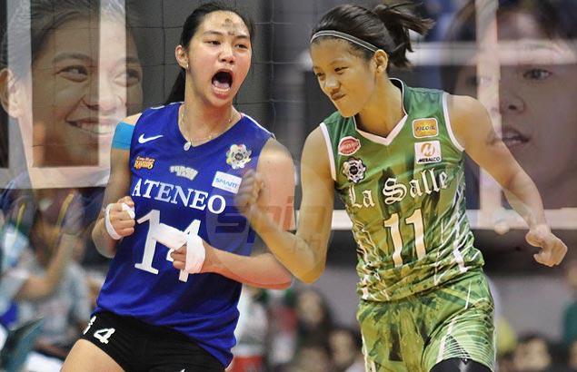 Focus shifts to Kim Dy, Bea De Leon as Ateneo-La Salle rivalry enters new era