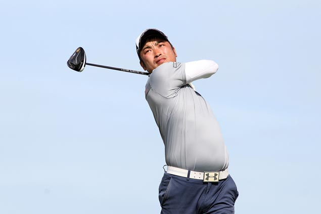 Japan's Toru Nakajima upstages home bets in opener of P5 million TCC Invitational