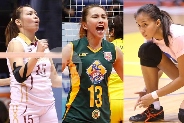 Cignal strength boosted with acquisition of Rachel Anne Daquis, Jovelyn Gonzaga, Royse Tubino