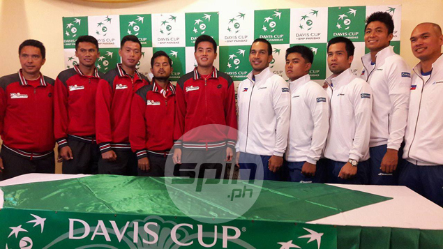 Top junior netter AJ Lim set for Davis Cup debut as PH team takes on Indonesia in Group 2 tie