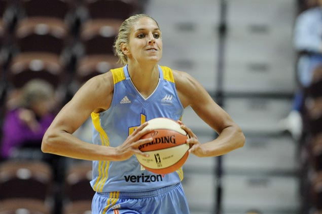 Washington Mystics acquire former MVP Elena Delle Donne from Chicago Sky in blockbuster trade