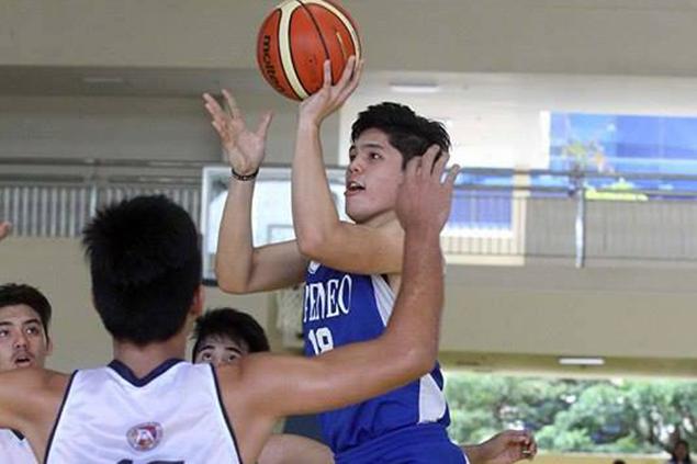 Ateneo de Davao deals Ford Academy a 32-point beatdown to reach quarterfinals of Davao NBTC leg