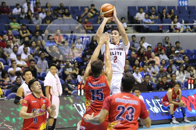 Isaac believes Mac Belo needs to expand game to be go-to guy for Blackwater