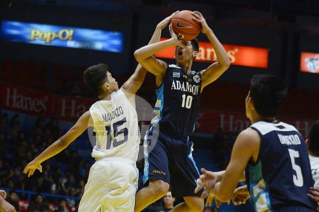 Adamson Baby Falcons bow out of Season 79 with big win over semis top seeds NU Bullpups