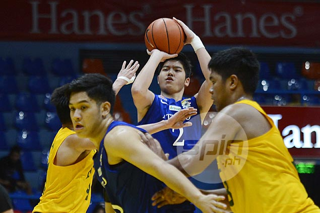 Blue Eaglets nip Baby Tams to force playoff for second place, twice-to-beat edge in Final Four