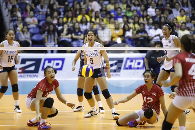 Lady Bulldogs recover from slow start to beat Lady Warriors in first women's volley match of Season 79