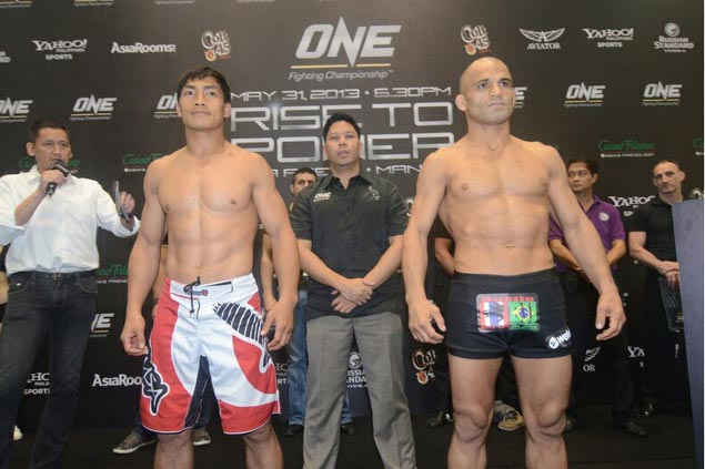 Kamal Shalorous confident he can beat 'improved' Folayang again in a grudge match