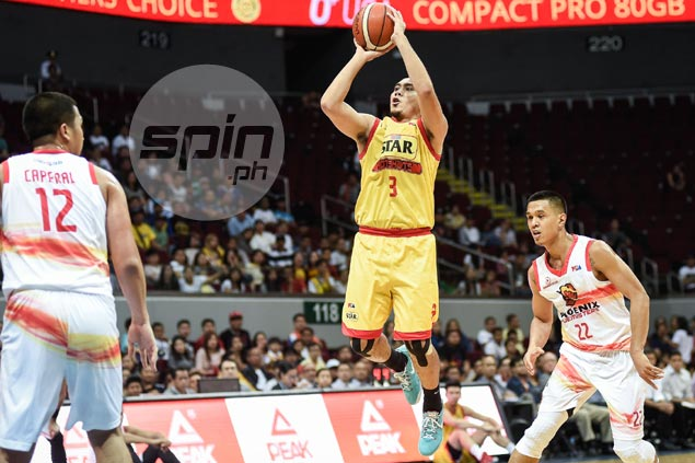Sizzling Star sustains mastery over Phoenix with 31-point rout to move on verge of semifinals