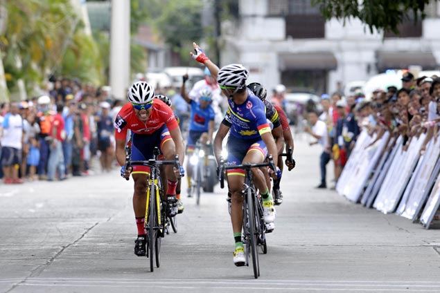 ITT stage critical as teammates Morales, Roque turn Ronda Pilipinas into two-man race