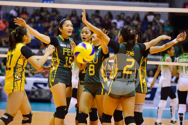 Remy Palma urges FEU Lady Tamaraws to forget about the past, focus on the future