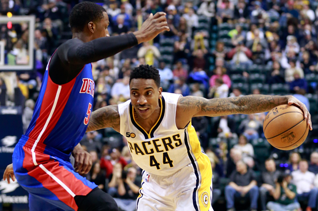 Pacers continue fine play, stretch streak to six with victory over Pistons