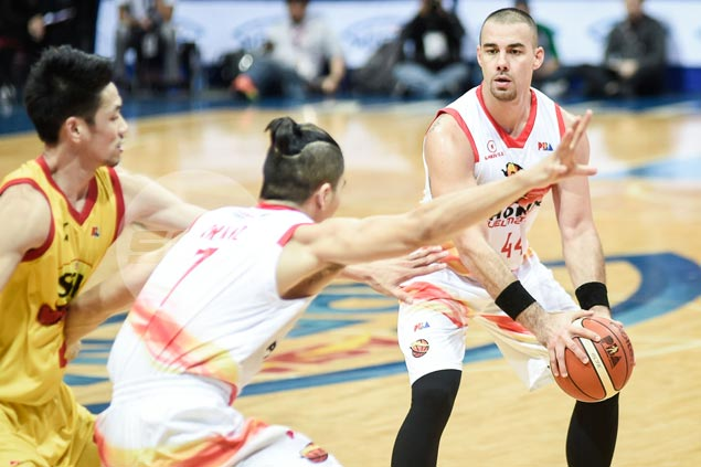 Kramer hoping PBA comeback won't last just two games as Phoenix tries to stay alive