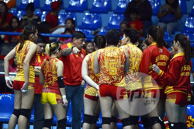 Unbeaten San Sebastian Lady Stags keen to go all the way vs Lady Chiefs in NCAA finals
