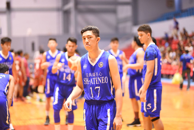 Ateneo de Cebu star guard Jed Colonia out of NBTC national finals after suffering ACL tear