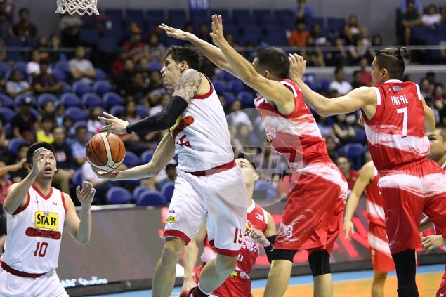 Pingris, Lee say lockdown defense - more than scorching offense - behind Star resurgence